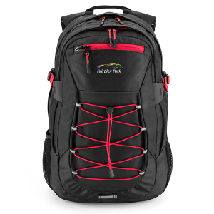 Basecamp® Globetrotter Laptop Backpack