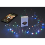 Music Beat Activated String Lights